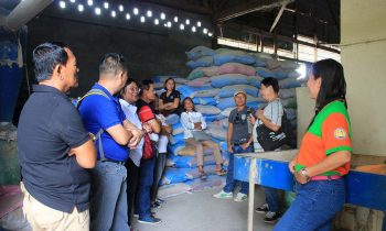 PPMO site validation in Agusan Sur