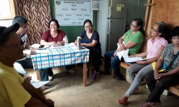 Interview with farmer beneficiaries in South Bukidnon