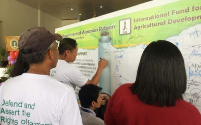 Project launching in Zamboanga del Norte