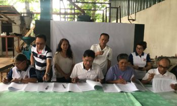 DAR North Bukidnon, ARBOs sign PSPs, MOA for Project ConVERGE