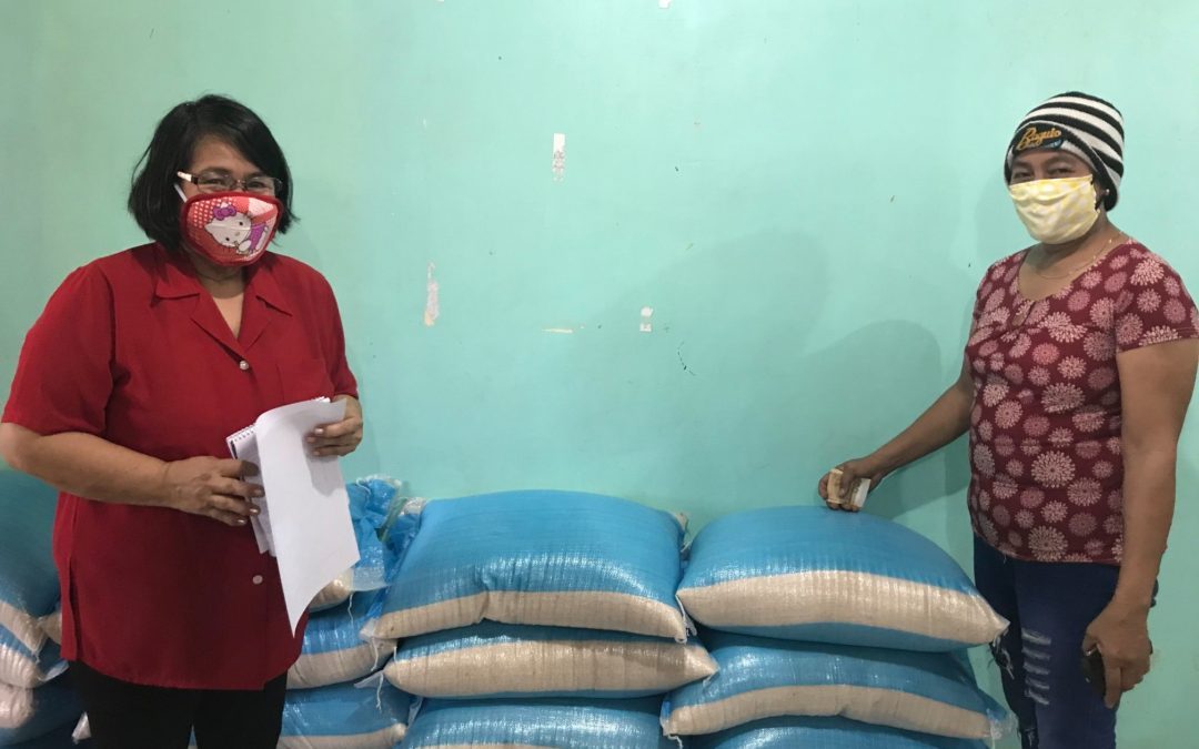 Project ConVERGE-supported ARBOs promote Bayanihan amid COVID-19 crisis