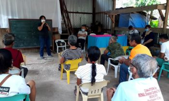 ConVERGE ADN conducts Ginger Production Training
