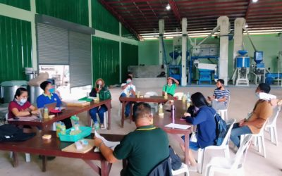 PROJECT CONVERGE STAKEHOLDERS HOLD MONTHLY COORDINATION MEETING