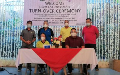 UPLAND CAMIGUIN FARMERS BENEFIT FARM TO MARKET ROAD