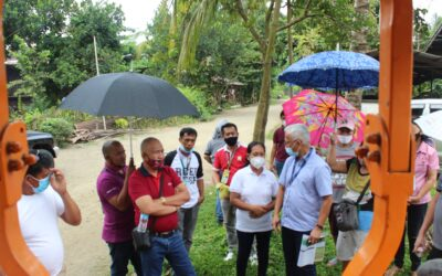 IFAD SUPERVISION AND IMPLEMENTATION SUPPORT MISSION (FIELD VISIT)