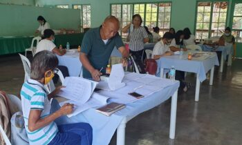 ARBO Profiling conducted among ConVERGE North Bukidnon Organizations