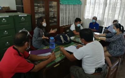 MEETING WITH BUKIDNON MUSCUVADO INCORPORATED (MBI)
