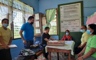 FOCUS GROUP DIALOGUE WITH SUGARCANE WOMEN FARMERS IN SOUTH BUKIDNON