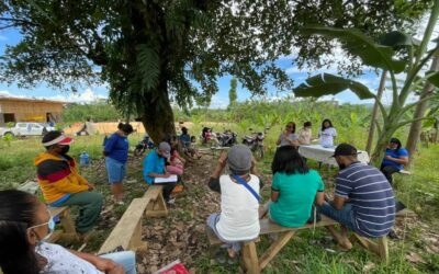 NORTH BUKIDNON CONDUCTED FOCUS GROUP DISCUSSION FOR PRODUCTION COST OF CASSAVA AND CORN