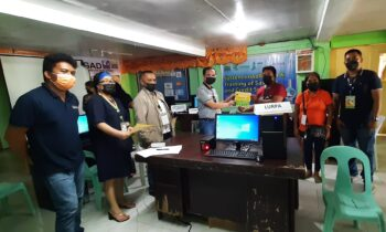 SYSTEM INSTALLATION AND TRAINING ON SAVINGS AND CREDIT